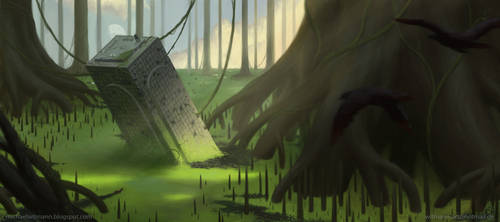 Swamp by 2tall4yall
