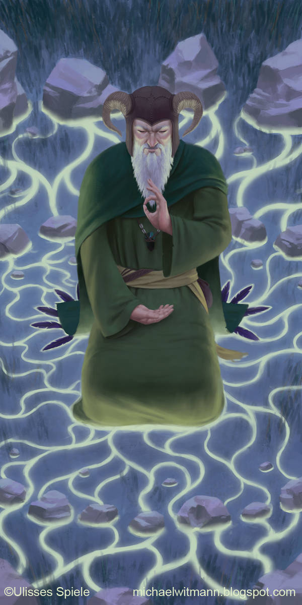 DSA Druid Revenge by 2tall4yall