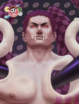 One Piece Villains: Charlotte Katakuri