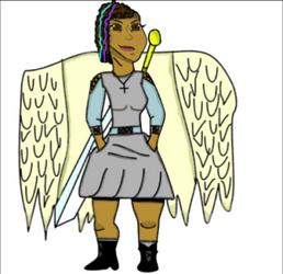 Warrior by Amythystyana