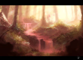 Speed Painting 8. by RighteousYouth
