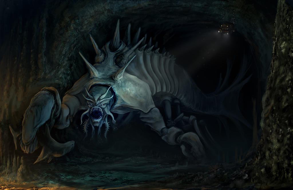 GojiraV2 by Liquidose