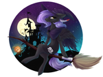 YCH Witch Flight - Cloudy Night