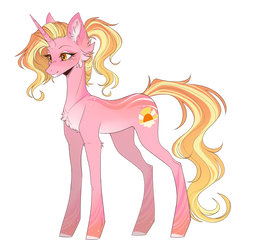 Luster Dawn Redesign