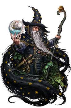 Wizard ( color version)