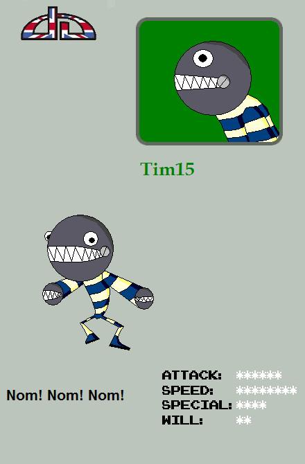 Tim15's Profile Picture