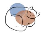 Sleeping Cat by ladyphantomofmusic