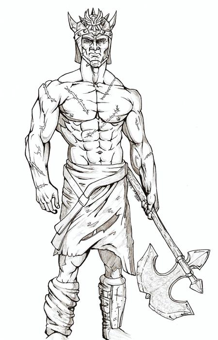 gladiatorrenslo689 on deviantart