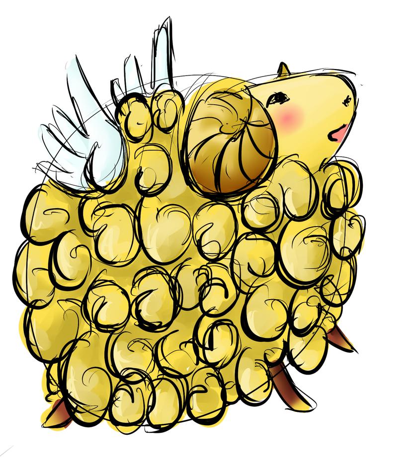 GO: Azaula Leonne sheep by pepermintcandy
