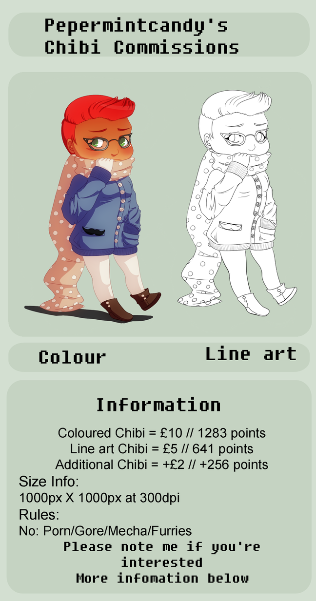 Commission Information by pepermintcandy