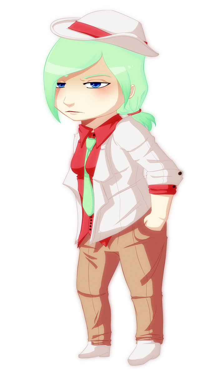 GF: Chibi Un-named by pepermintcandy