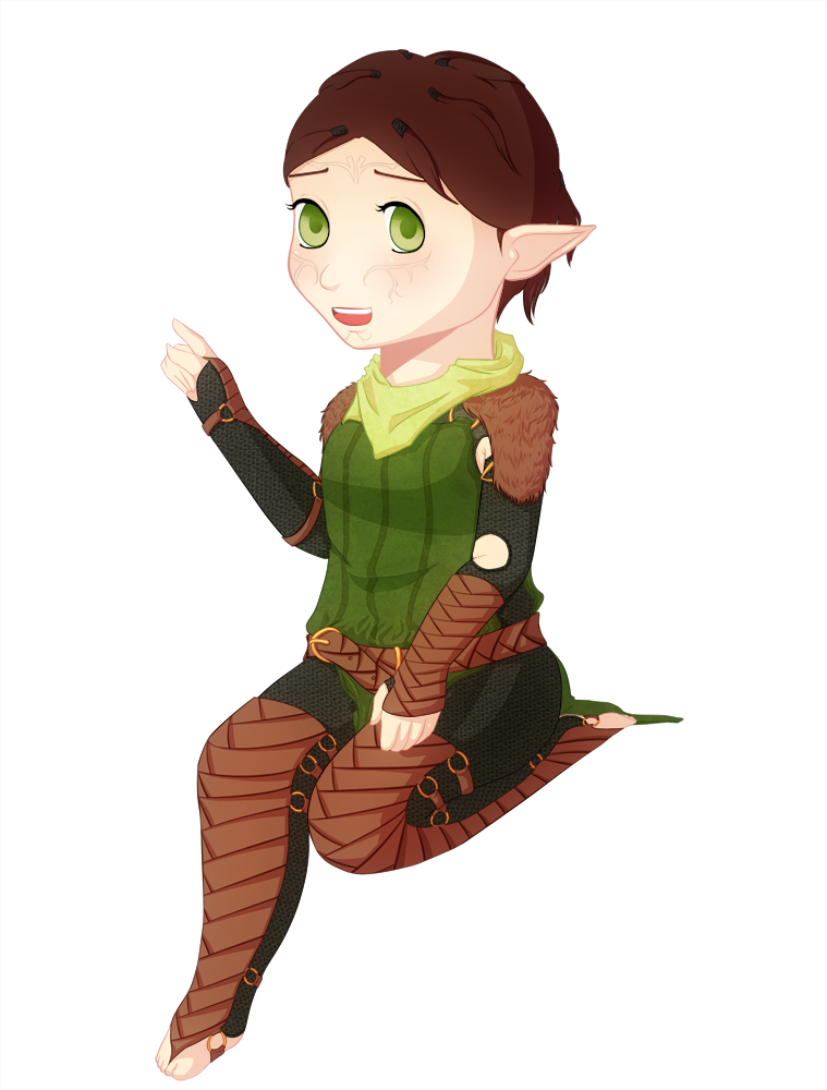 Merrill by pepermintcandy