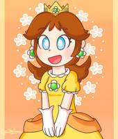 Princess Daisy by aShyPerson