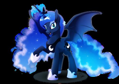 Commission Bat Luna