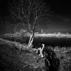 at the lake of sadness