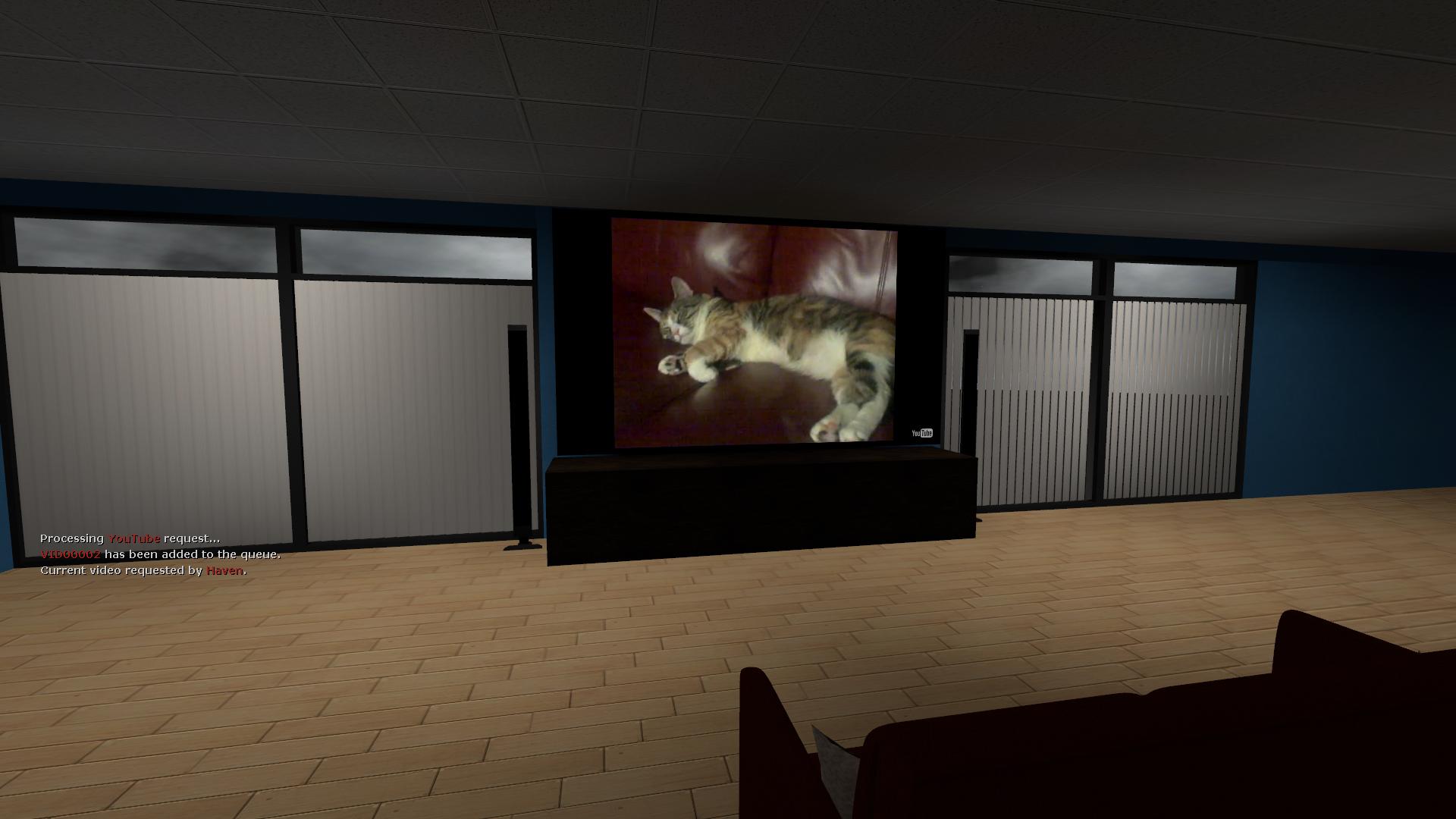 W I P Cinema Loft Garry S Mod Map By Neo Haven