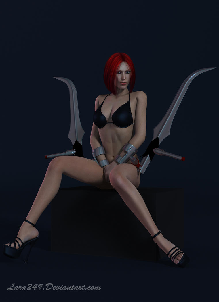 Bloodrayne 2 nude mods erotic images