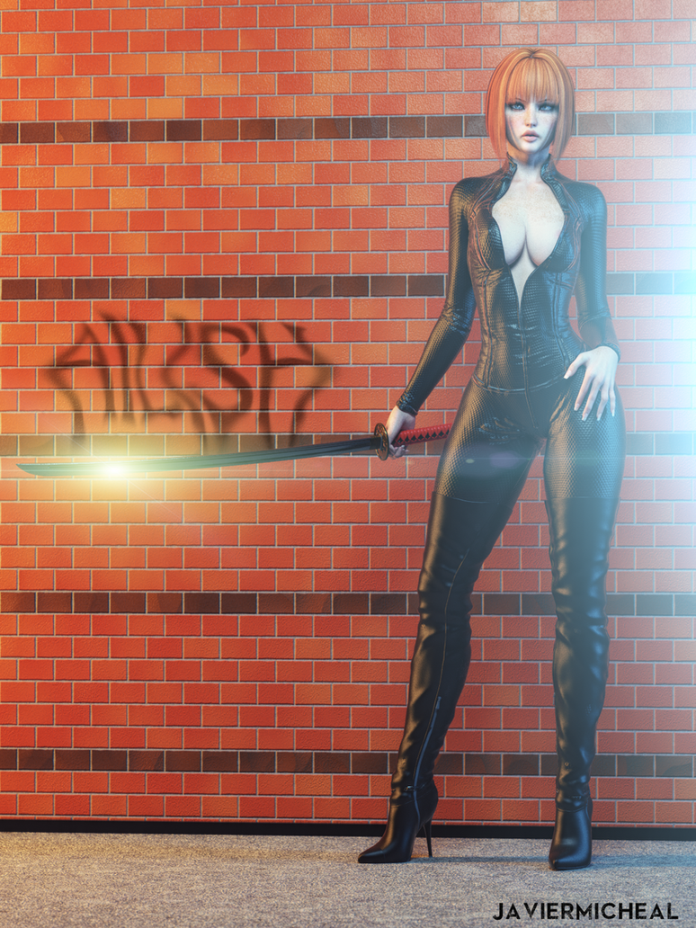 AILISH BABY! by JavierMicheal