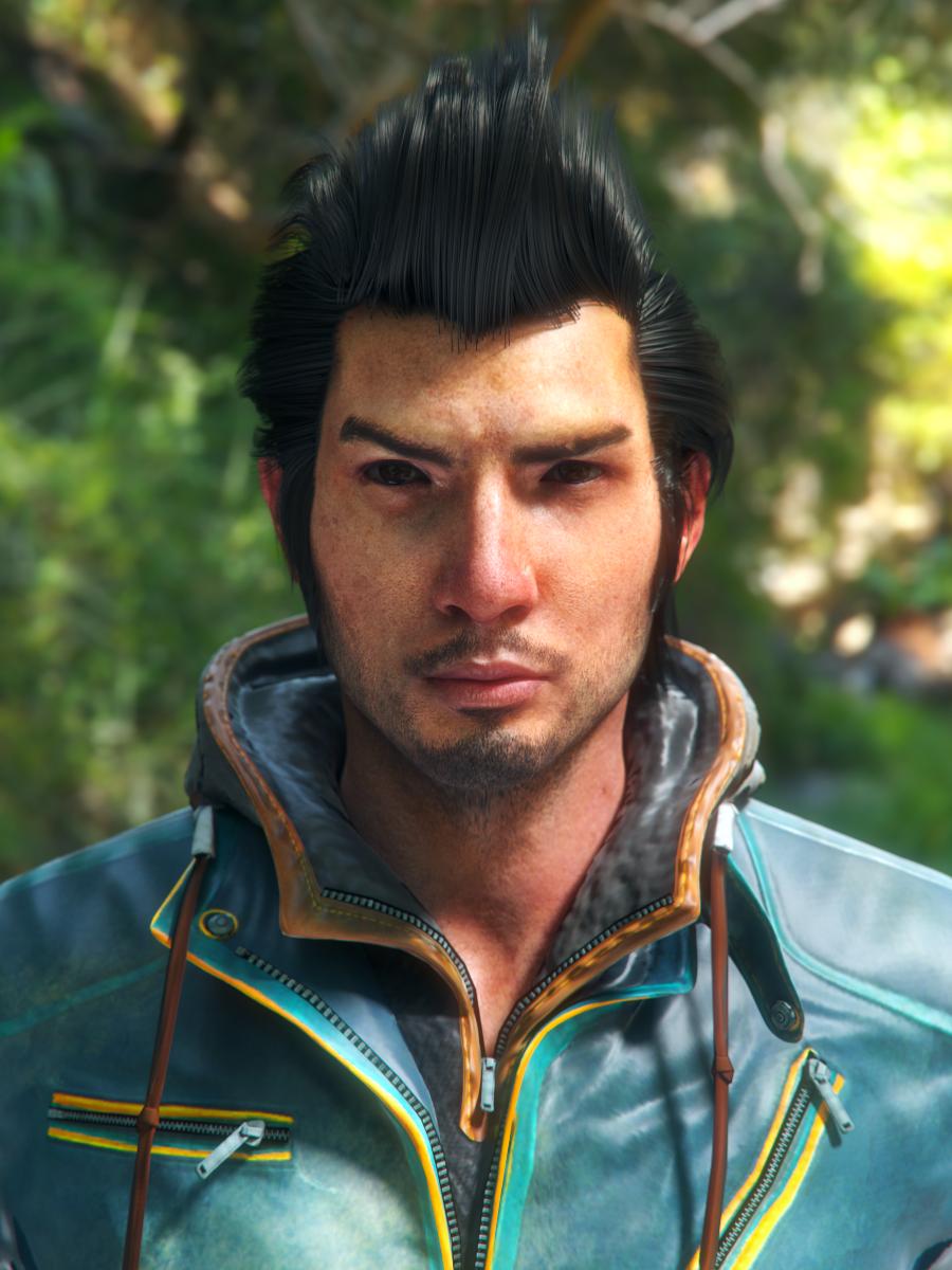 Far Cry 4 Ajay Ghale for GTA San Andreas