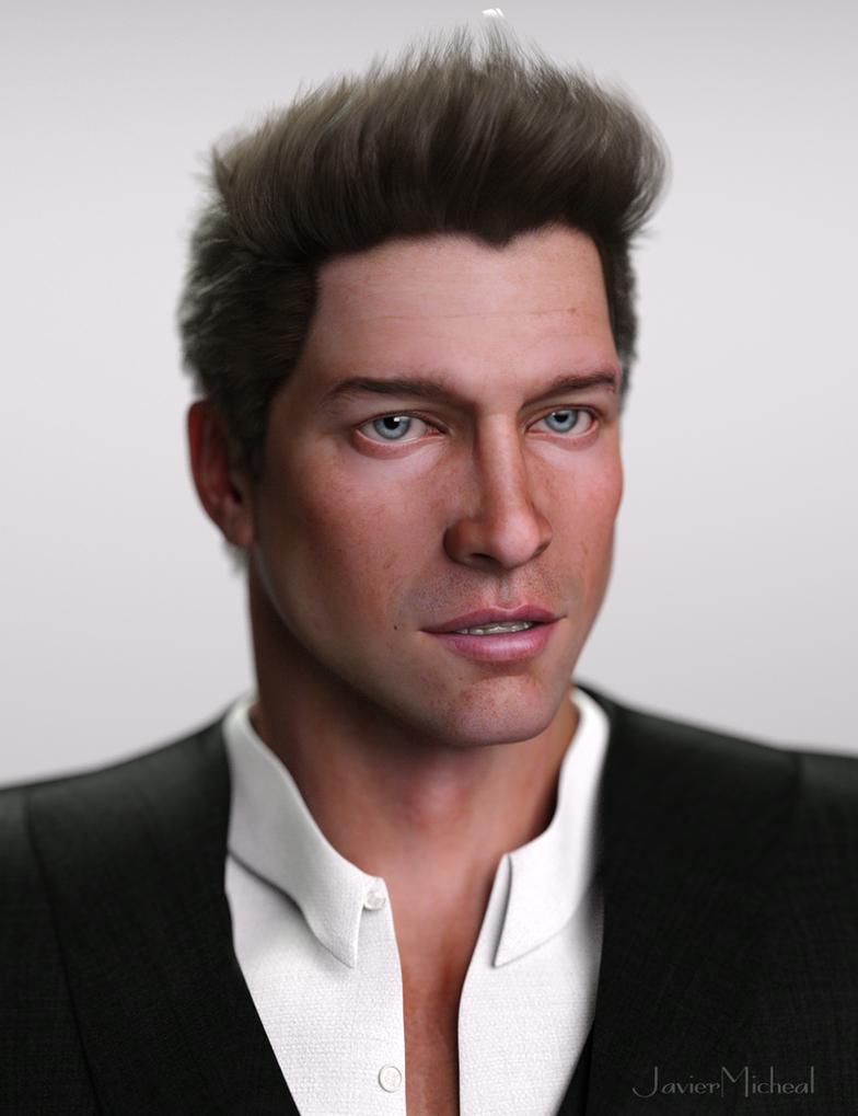Scotts Portrait by JavierMicheal