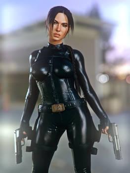 Lara Croft: Spy Me Another Day