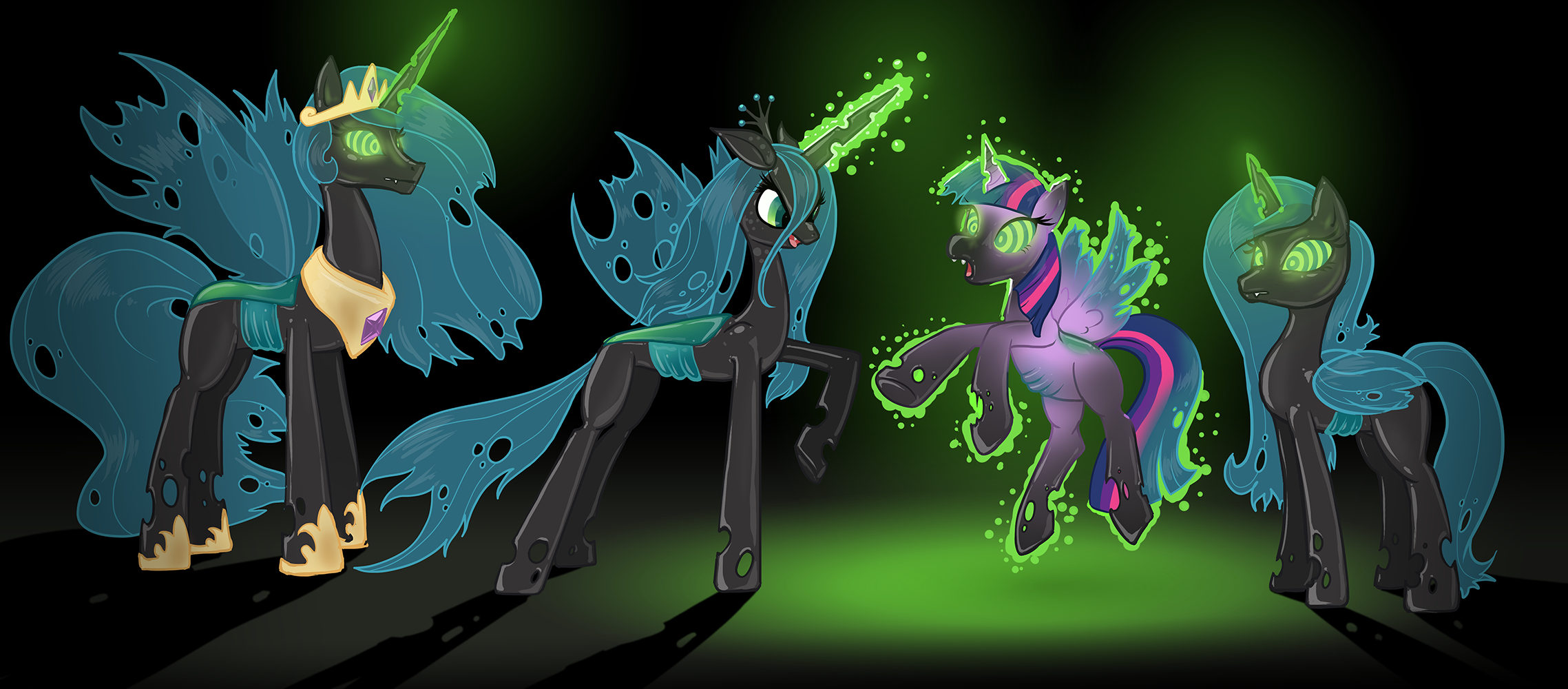 Mlp Changeling Tf