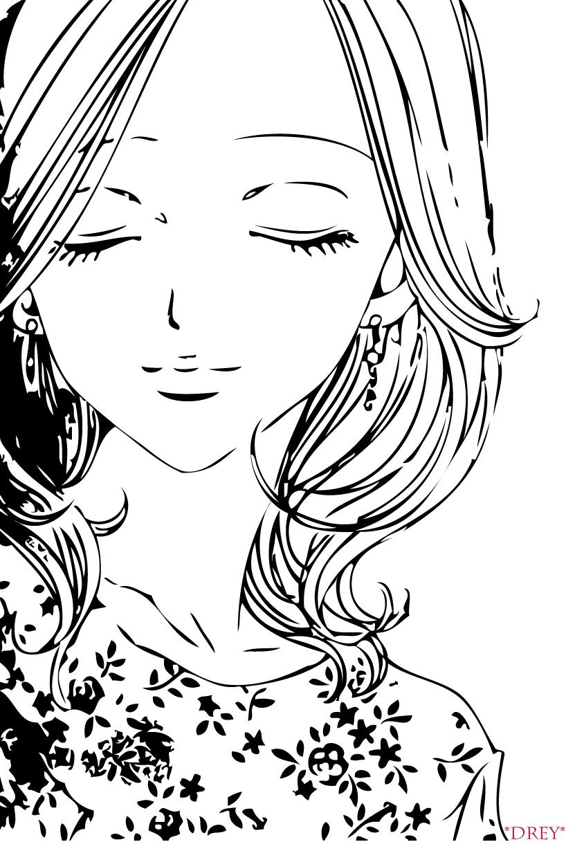 "nana ""hachi"" komatsu by elmo33vinceNOEL on DeviantArt"