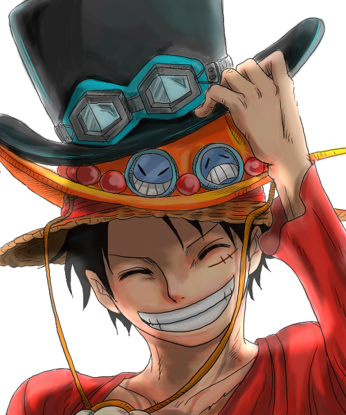 Luffy by Bidule43
