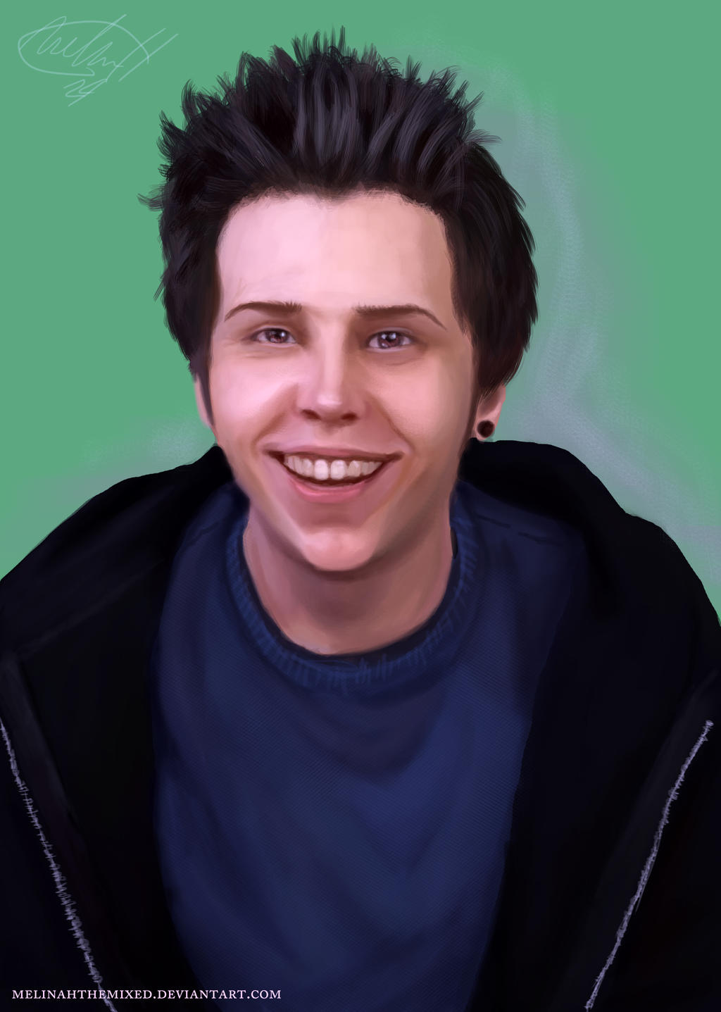 ElRubiusOMG by MeLiNaHTheMixed