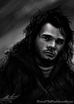 Jon Snow ( Game Of Thrones )