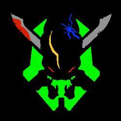 Custom Halo Legendary Logo
