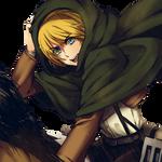 Armin Arlert Render |Shingeki no Kyojin|