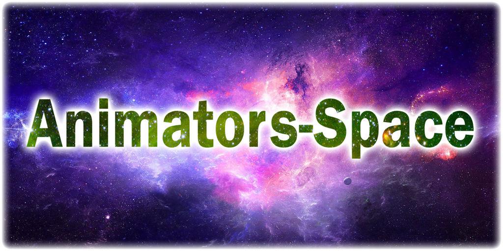 Animators space logo by ssilverKatt