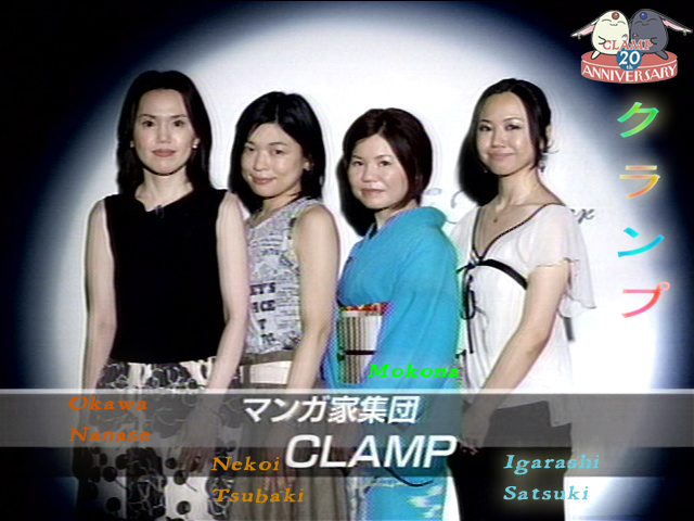 CLAMP CLAMP_team_by_tiberio_san