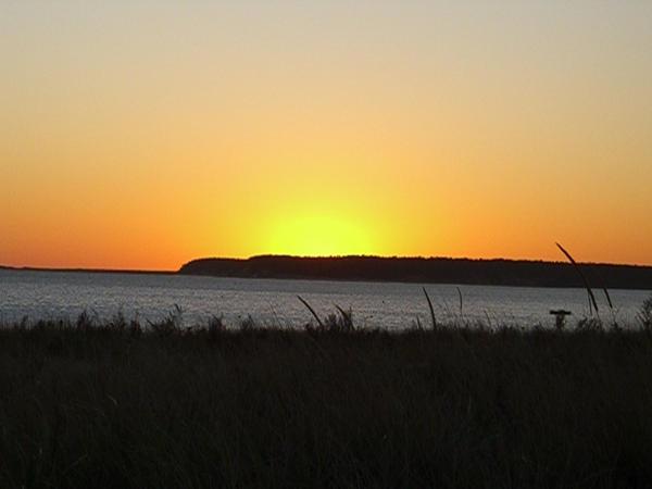pilgrum' sun set by somethingillremember