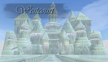 FERALHEART: Westcourt Ice Castle Map - WIP by MushyEyeballs