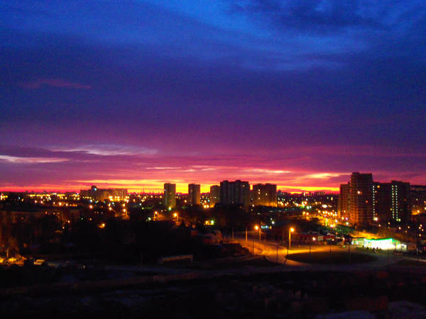 Sunrise by siriusianin