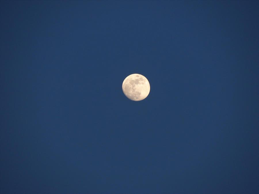Full Moon by siriusianin