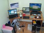 My current workspace