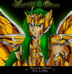 Wind no Oberon (armadura Dorada)