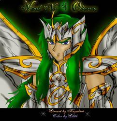 Wind no Oberon (armadura Plateada)