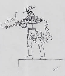 Character Concept: Dry Man Jack