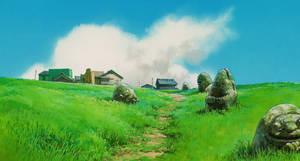 El viaje de Chihiro Wallpaper