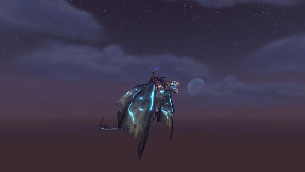 Reins Of The Drake Of The West Wind
