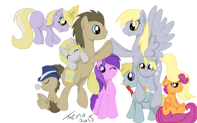 Family Ties by ThePyroPony