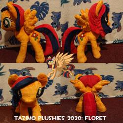 Custom MLP Plush:  FLORET