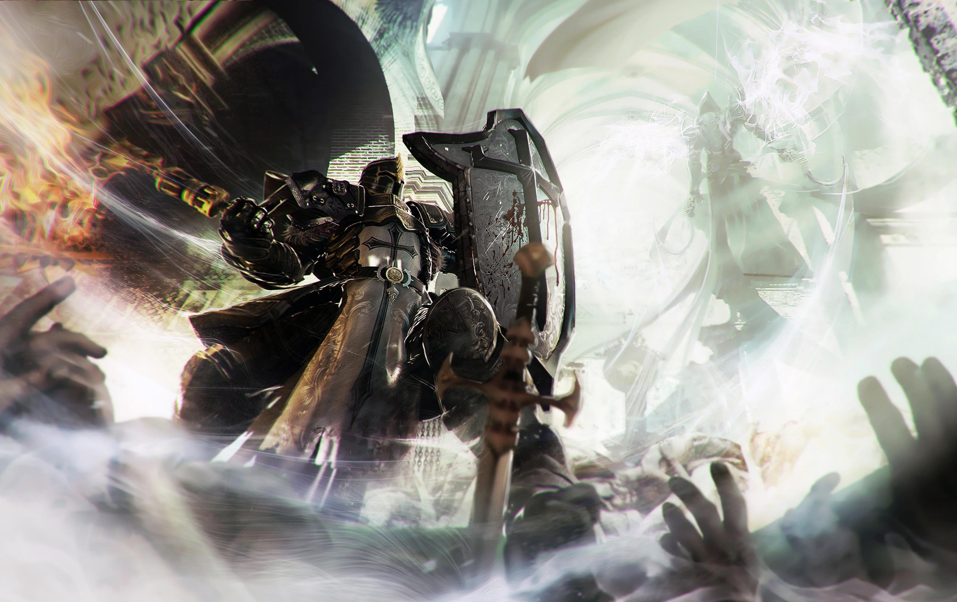 Crusader   Diablo Wiki   FANDOM powered by Wikia