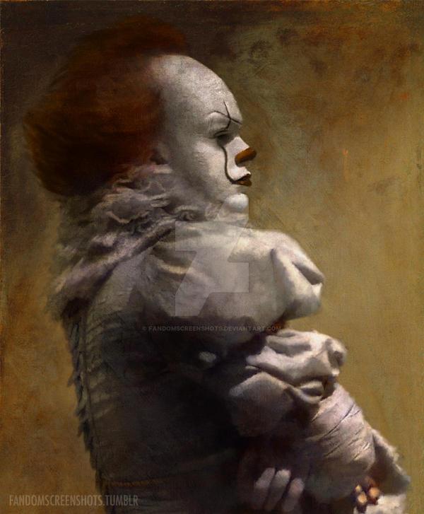 Pennywise Renaissance Painting By Fandomscreenshots On Deviantart