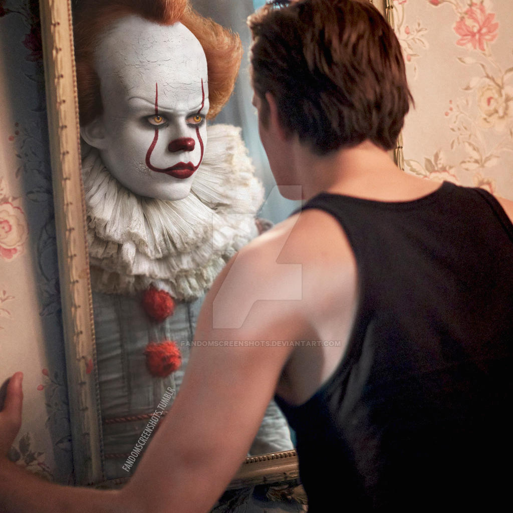 Pennywise's Reflection