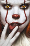 Female Pennywise